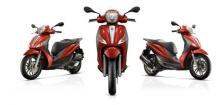 Piaggio社, 신형 럭셔리 스쿠터 'Medley ABS' 모델 출시