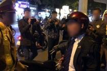 베트남, 음주운전 단속 강화된 5일간 약 1,500명 이상 처벌