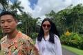 전 런닝맨 개리, 아내와 함께 베트남에서 포착.., 단란한 가족 휴가