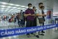 호찌민시, 국제공항 통한 베트남인 입국도 일시 중단.., 격리 시설 과부하
