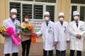 베트남 중부 탱화省 5번 감염 여성, 확진자 중 처음으로 퇴원