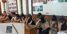 탱화성: 가라오케 마약 생일 파티하던 젊은이 14명 연행