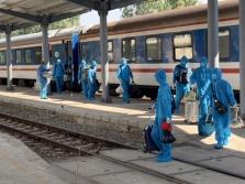 베트남, 열차로 중국인 전문가 150명 중부 지역 이동