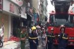 호치민시, 중심부 보행자 거리 '버거킹'에서 화재 발생