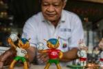 크래킹 아트, 달걀 껍질로 월드컵 마스코트 만드는 베트남 장인