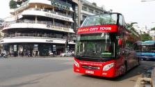 [동영상] 하노이 2층 투어 버스 전노선 영상