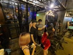 호찌민시, 배낭여행자 거리 바가 오픈되면서 다시 모여든 사람들