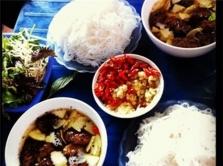 하노이에서 맛볼 수 있는 진미 음식 7選