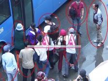 호찌민시, 떼지어 다니는 소매치기 조직.., 전문적이고 조직적인 그룹