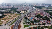 하노이시: 하노이 순환도로 3번 고가 도로 구간 개통
