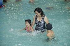 베트남 최대 실내 수영장 하노이 타임즈시티에 개장