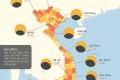 베트남, 내일 전국적으로 일식 관찰 가능.., 4년만의 일식