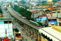 하노이 최초 메트로 2A호선 4월부터 운행 개시 예정