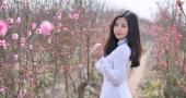 봄을 알리는 Le Thi Ph...