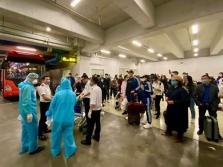 공항공사: 국내 공항 터미널에서 '사회적 거리두기' 해제 제안