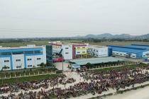 하남省, 한국계 공장에서 2,500명 파업.., 중국인 근로자 업무 복귀에 항의