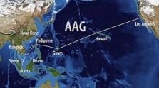 인터넷 왜 느리나 했더니.., AAG 해저광케이블 또 문제 발생