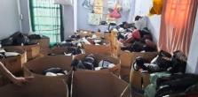 호찌민시: 자동차 백미러 강도 조직 체포.., 도난품 약 2,600개 압수