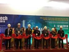 하노이, 'Contech Vietnam 2018' 개최..., 대형 글로벌 건설사 참여