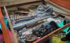 라오까이省, 폭력 조직 소탕.., 총과 수류탄도 압수