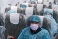 우한에서 베트남으로 귀국한 베트남 교민 30명 이송 작전