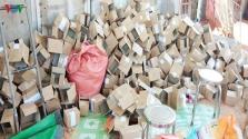 베트남, 무허가 화장품 제조 시설 적발.., 온라인으로 판매