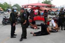 동나이성, 상인들로부터 '보호금' 챙긴 혐의로 조직 폭력배 체포