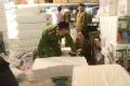 박닌省, 베트남항공 브랜드 가짜 티슈 생산 공장 발각