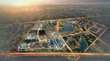 하노이 최대 빈그룹 신도시 프로젝트 '오션파크' 건설 현황