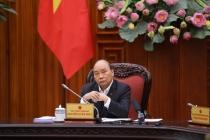 베트남 총리: '방역 당국에 허위 신고하는 행위 엄격한 처분'