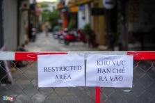 호찌민시: 2건의 코로나 확진자와 접촉한 235명 격리 조치