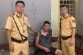 호찌민市, 편의점에 칼들고 들어간 영국인 강도.., 경찰에 체포