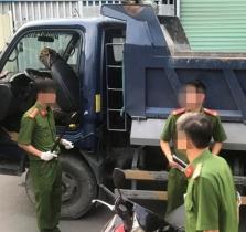 빈증성: 트럭 운전사가 오토바이 운전자 때려 숨지게 한 혐의로 체포