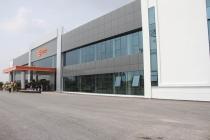 한국 에스모그룹: 베트남 북부 닌빈성에 자동차 부품 제조 공장 완공