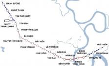 호찌민시, 이달 말까지 메트로 2호선 건설용 토지 양도 계획