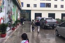 박닌市, 한국인 남성 아파트 계단에 목매 숨진채로 발견.., 자살 추정