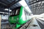 하노이 최초의 지하철, 8월부터 시운전 예상..., 계획보다 조기 적용
