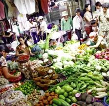 베트남, 7월 CPI 하노이 0.25% 상승, 호치민 0.09% 하락