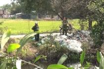 호치민市, 강도에 의해 사망한 피해자는 그랍 운전자..., 경찰 조사 중
