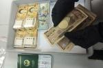 호치민市, 국제공항에서 불법으로 외환 반출하려다 발각