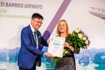 밤부항공, 3월부터 하노이-프라하 직항 노선 개설 예정