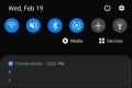 삼성 휴대폰에 숫자 '1'표시 이상한 메시지.., 개발자 테스트 중 실수