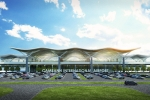 베트남 중부 깜란 국제공항, 신규 청사 시험 운용