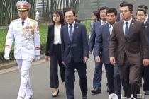 하노이 방문한 이해찬, 한국인 노후 은퇴비자 신설 제안