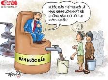 베트남에서 물을 판매하는 법