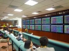 베트남 증권 객장 방문 후기