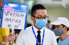 하노이/호찌민市 출발 항공편 및 교통편 운행 제한