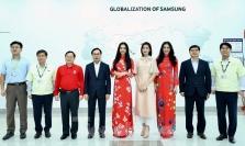 제 12회 레드 선데이 헌혈 행사, 삼성 베트남 사업자 방문 홍보