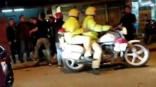 한국이나 베트남이나.., 싸우는 장면 보고도 그냥 지나간 교통 경찰 '뭇매'