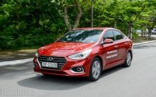 베트남, 2020년 1월 자동차 판매 톱10.., 현대차 엑센트가 1위